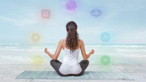 チャクラ瞑想