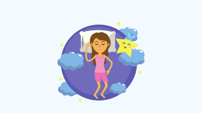 睡眠の促進