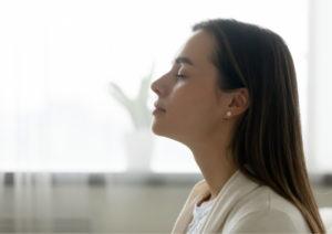 呼吸 瞑想